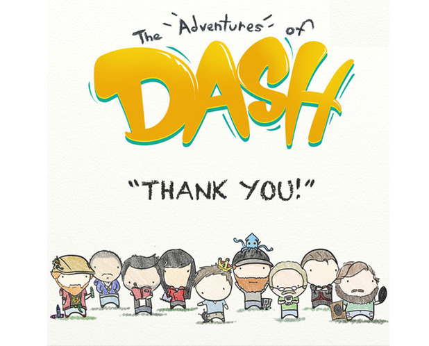 The Adventures of Dash