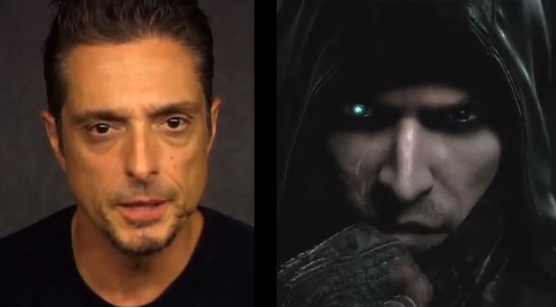 Thief voice actor Romano Orzari