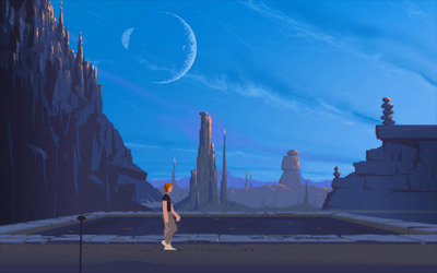 Another World: 20th Anniversary Screenshot - Another World Steam