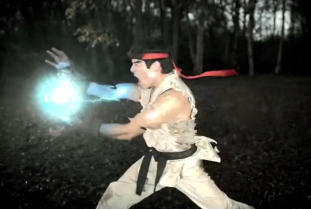Gaming Culture Screenshot - street figher: assassin's fist live action kickstarter