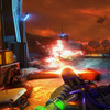 far cry 3: blood dragon gatling gun and explosion
