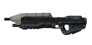 Halo 4 - Pathfinder Assult Rifle