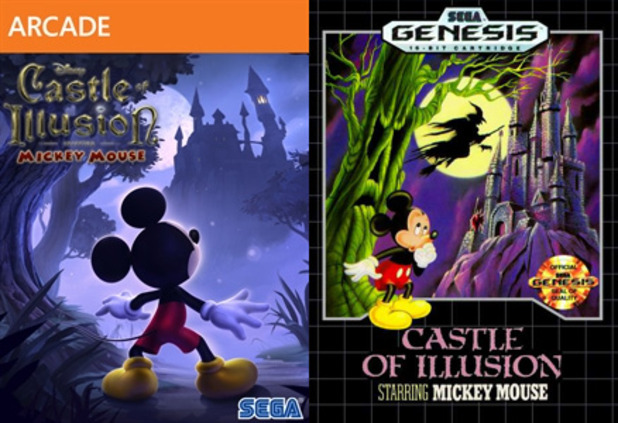 Castle of Illusion Starring Mickey Mouse Screenshot - 1144073