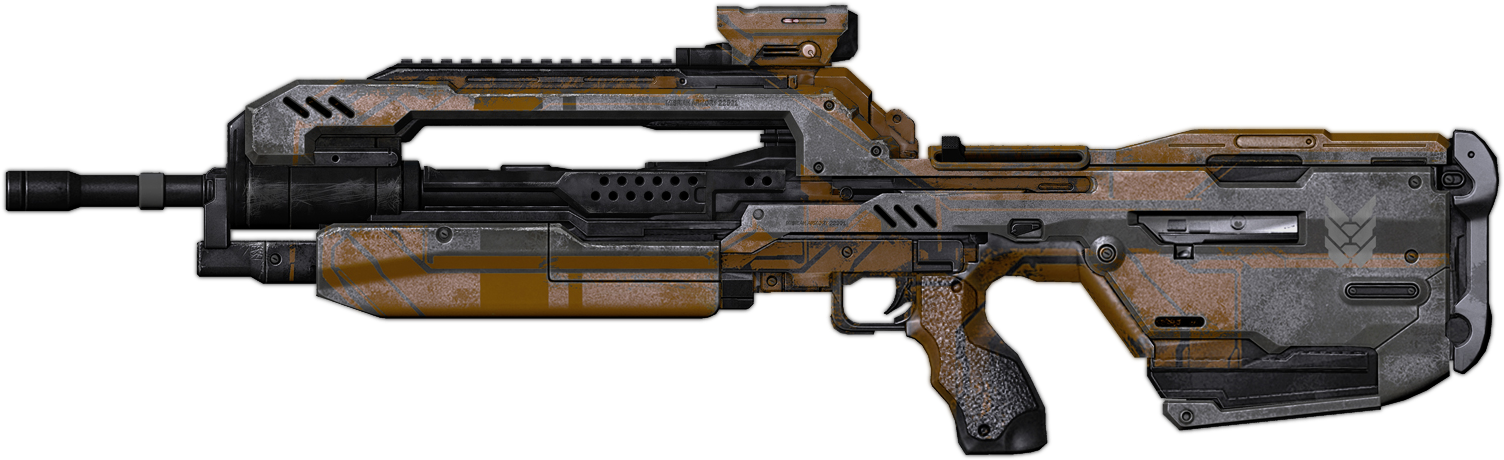 Halo 4 - Battle Riffle Stalker
