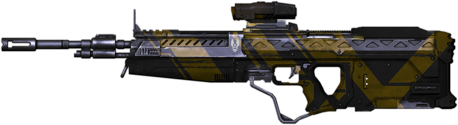 Halo 4 - Wetwork DMR