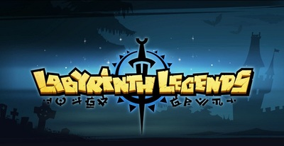 Labyrinth Legends Screenshot - Labyrinth Legends start screen