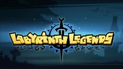 Labyrinth Legends start screen