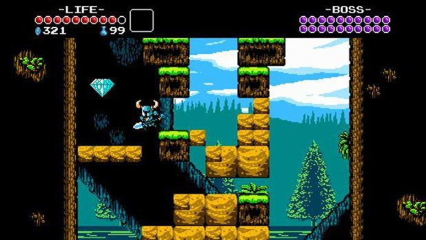 Shovel Knight Screenshot - 1144120