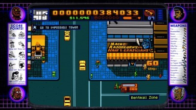 Retro City Rampage Screenshot - 1144123