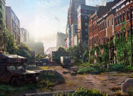 The Last of Us environment