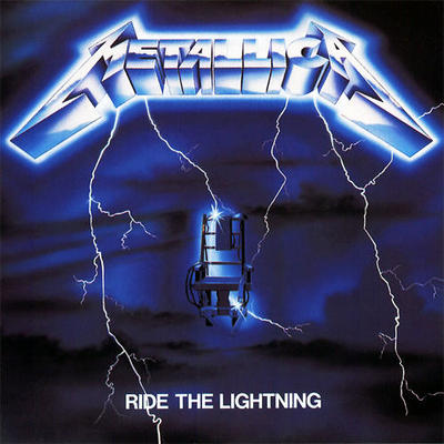 Metallica Ride the Lightning Rockband DLC