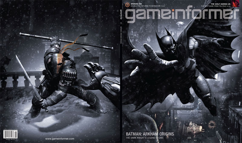 Batman Arkham Origins GI