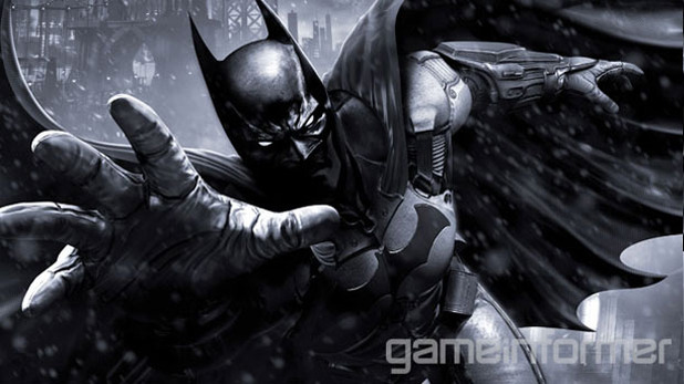 Batman: Arkham Origins Screenshot - Batman Arkham Origins