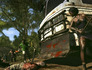 dead island riptide behind the bus with axe