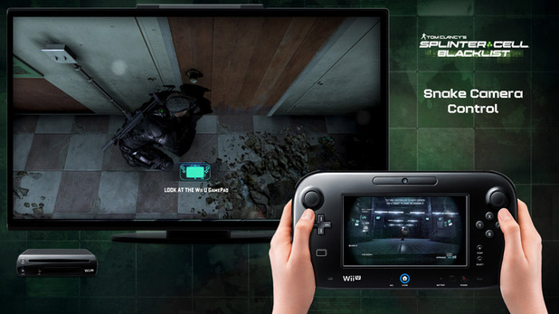 Splinter Cell Blacklist Wii U