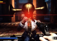 BioShock Infinite Boy of Silence