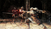 Dark Souls 2 combat