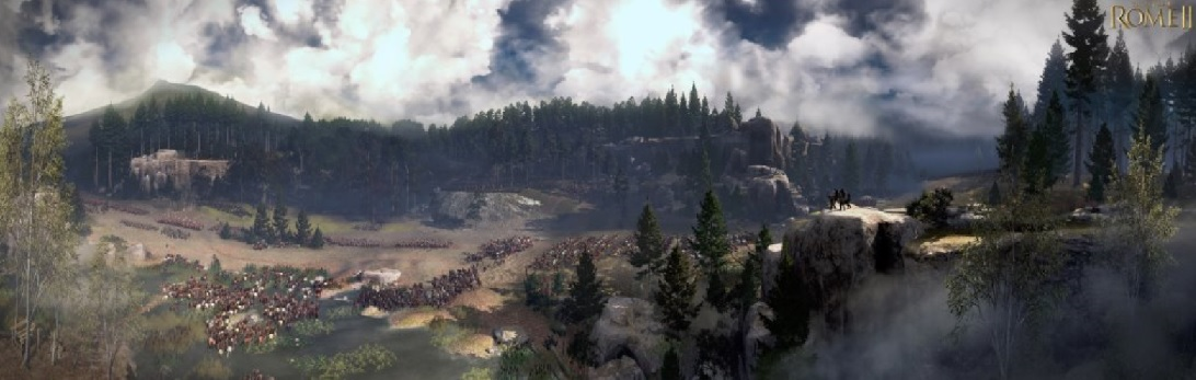 Total War: Rome 2 - World Largest Screenshot