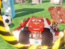 disney infinity toy box mode lightning mcqueen cars jumping through flaming hoop