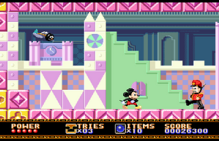 Mickey Mouse Castle of Illusion Toy Soldier