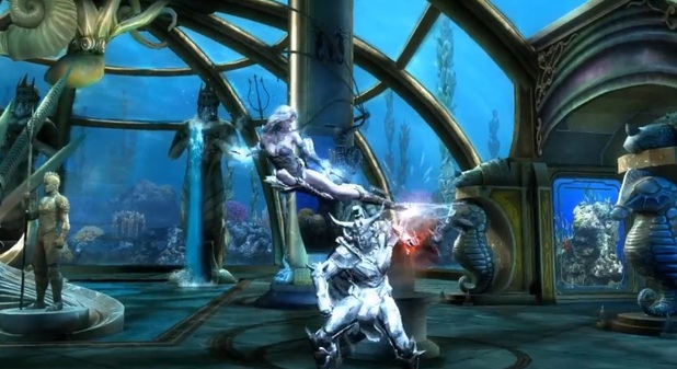 Injustice: Gods Among Us Screenshot - 1144431