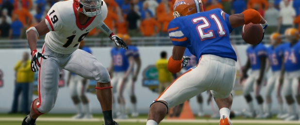 NCAA Football 14 - Feature