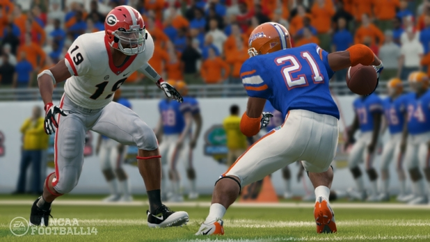 NCAA Football 14 Screenshot - 1144495