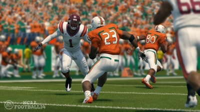 NCAA Football 14 Screenshot - 1144499