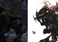Final Fantasy XIV - Terra Magitek Side by Side