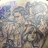 BioShock Infinite tattoo