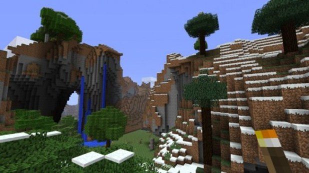 Minecraft: Xbox 360 Edition Screenshot - Minecraft