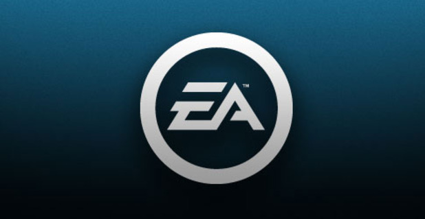 The Sims Social Screenshot - EA Logo