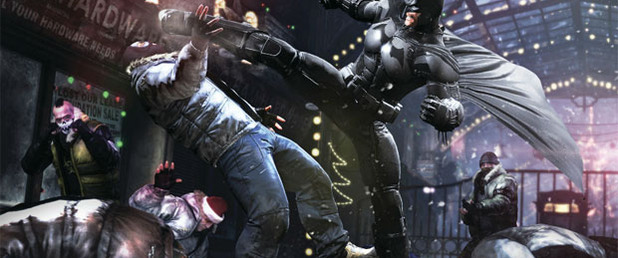 Batman: Arkham Origins - Feature