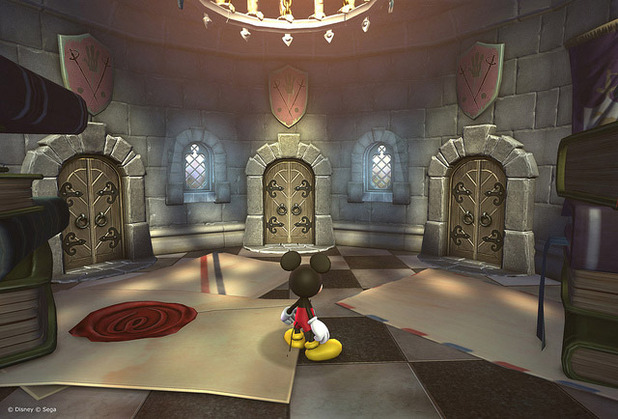 Castle of Illusion Starring Mickey Mouse - Feature