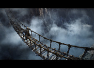 Dark Souls 2 - Rope Bridge