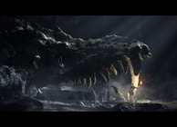 Dark Souls 2 - Bone Dragon Mouth