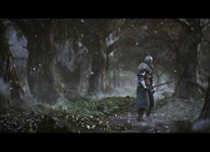 Dark Souls 2 - Forest