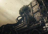 Dark Souls 2 - Wall Tree
