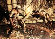Dark Souls 2 - Attack Dog