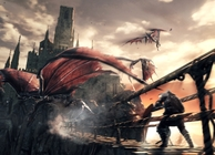 Dark Souls 2 - Wyvern Bridge
