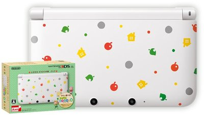 Animal Crossing: New Leaf 3DS XL hardware bundle