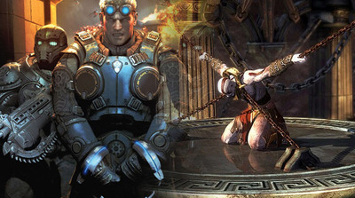 Gears of War: Judgment Screenshot - God of war ascension and gears of war judgment