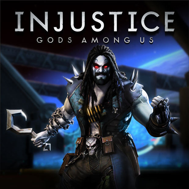 Lobo first dlc character Injustice: Gods Among Us
