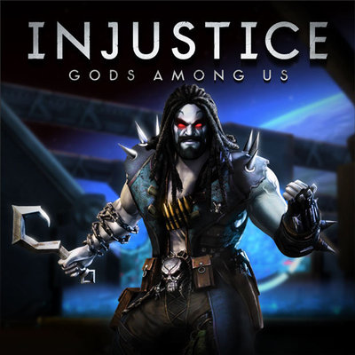 Injustice: Gods Among Us Screenshot - Lobo first dlc character Injustice: Gods Among Us