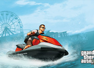 GTA 5 artwork cash and cary by sea