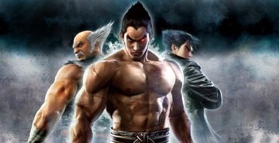 Screenshot - Tekken characters