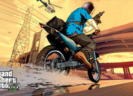 GTA 5 artwork cash and carry by land