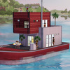 The Sims 3 Screenshot - The Sims 3 Island Paradise houseboat