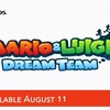 Mario & Luigi: Dream Team Screenshot - Mario and Luigi Dream Team logo and release date, nintendo direct