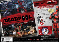 Deadpool pre-order GameStop